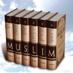 Sahih Muslim arabe-français 6 tomes