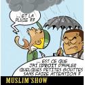 Bande dessinée. Le mois sacré du Ramadan. Allam et Blondin