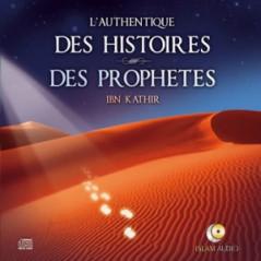 Cd-Mp3: L'authentique des histoires des prophètes