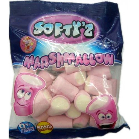 Bonbons: Softy'z Halal Confiserie (Marchmallow)