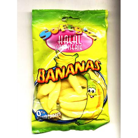 Bonbons: Softy'z Halal Confiserie (Bananas)