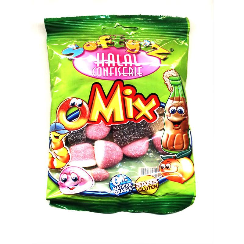 Bonbons: Softy'z Halal Confiserie (Mix)