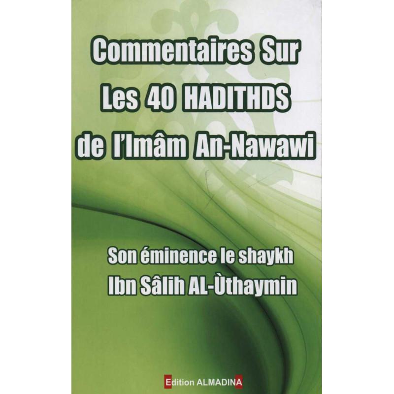 Commentaire sur les 40 hadiths de l'imam An-Nawawi