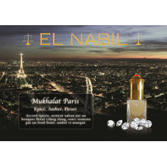 Parfum El Nabil - Mukhalat Paris - 5 ml