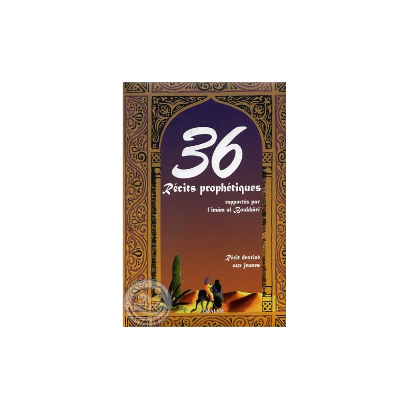36 Récits prophétiques sur Librairie Sana
