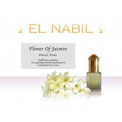 Parfum El Nabil - Flower of Jasmin - 5 ml