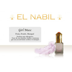 Parfum El Nabil - Girl Musc - 5 mL