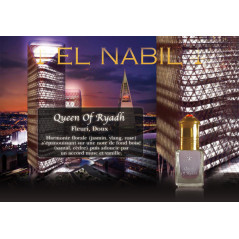 Parfum El Nabil - Queen of Ryadh - 5 ml
