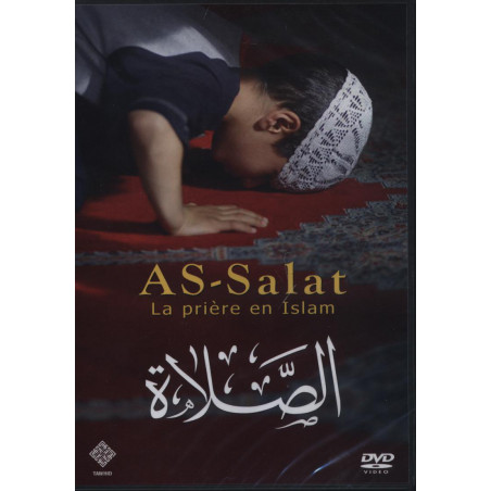 DVD As-Salat La prière en Islam