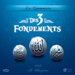 Cd Mp3: Le commentaire des 3 fondements