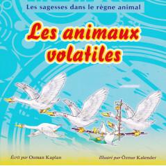 Les animaux volatiles d'après Osman Kaplan