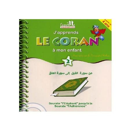 J'apprends le Coran à mon enfant 2