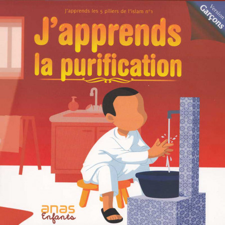 J'apprends la purification (Garçons)