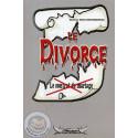 Le divorce sur Librairie Sana