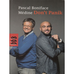 Don't Panik, Pascal Boniface - Médine