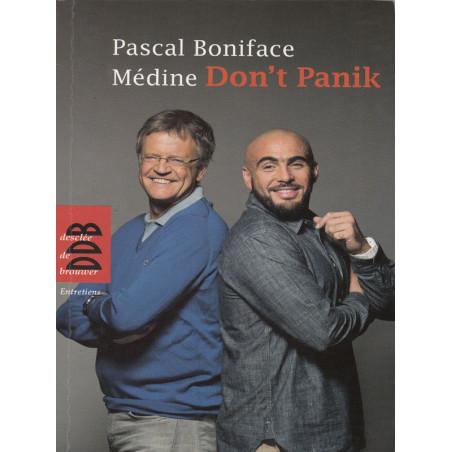 Don't Panik, Pascal Boniface - Médine
