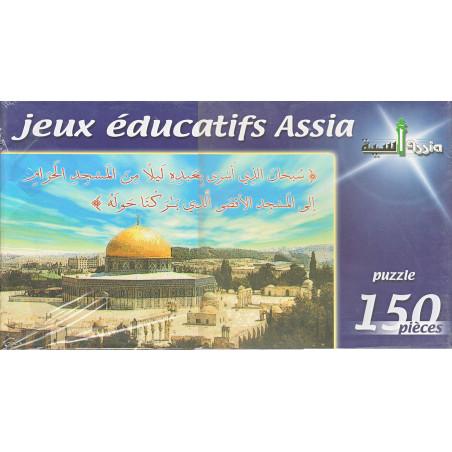 Puzzle ASSIA - la Mosquée Sakhra (Palestine) - 150 PCS