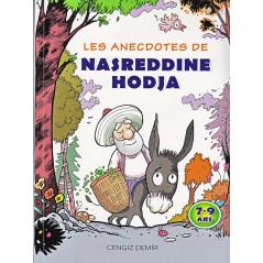 Les anecdotes de Nasreddine Hodja