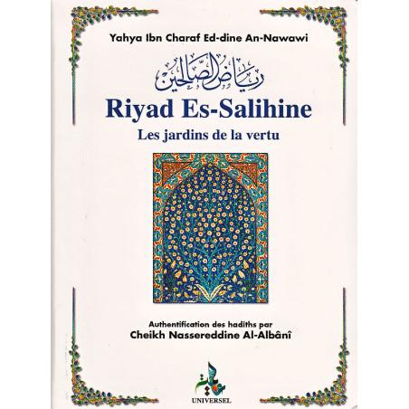 Riyad es-Salihine, les jardins de la vertu ( Format Poche) d'après An Nawawi