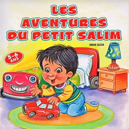 Les aventures du petit Salim, la voiture rouge d'après Orhan Sezgin