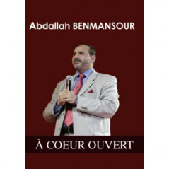 DVD - A coeur ouvert - Abdallah Ben Mansour