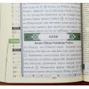 Tajweed Coran avec le sens traduction et translittération en russe avec stylo de lecture et carte à puce