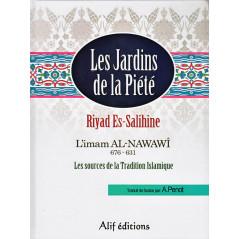Les Jardins de la Piété (Riyad Es-Salihine) d'après l'imam Al-Nawawi
