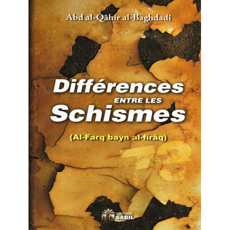 Différences entre les schismes d'après Abd al-Qahir al Baghdadi