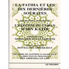 La fatiha et les dix dernières sourates