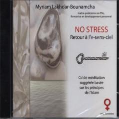 CD No Stress Retour à l'e-sens-ciel (voix féminine)