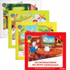 Pack CD: Le petit musulman