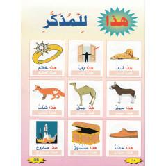 L'arabe facile d'après Mustapha Zinou