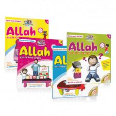 Pack : Série Parle-moi d'Allah (4 livres)