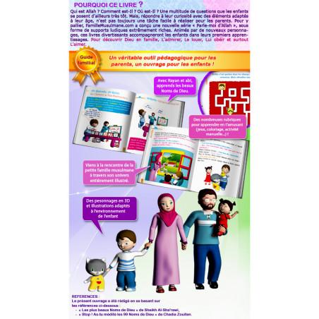 Pack : Série Parle moi d'Allah (5 livres)