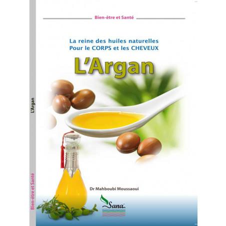 L'Argan, la reine des huiles naturelles pour le corps et les cheveux d'après Mahboubi Moussaoui