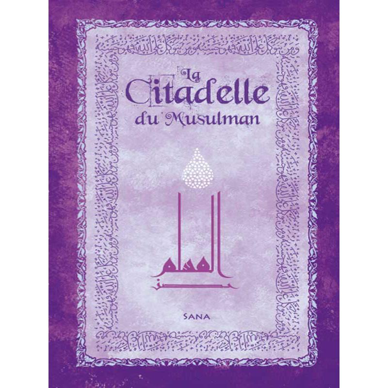 La Citadelle du Musulman - Poche (Couleur Violet)