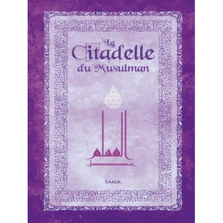 La Citadelle du Musulman - SOUPLE - Poche luxe (Couleur Violet)