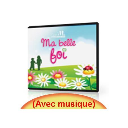 CD Ma belle foi (avec musique)