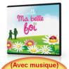 CD Ma belle foi (avec musique) sur Librairie Sana