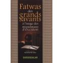 Fatwas des grands savants à l'usage des musulmans d'Occident sur Librairie Sana