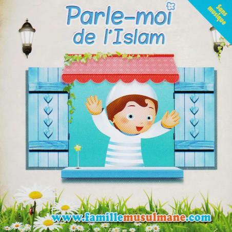CD - Parle moi de l'Islam (sans musique, avec percussion)