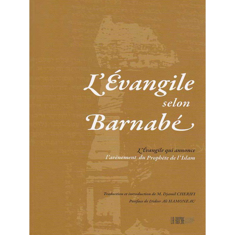 L  Évangile selon Barnabé