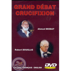 DVD Grand débat Crucifixion
