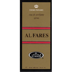 Eau de parfum Al Fares, spray - 50 mL