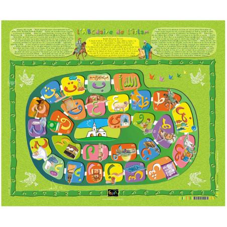 Puzzle L' ABCdaire de L' Islam - 84 pièces - Format 32.5 x 38 cm