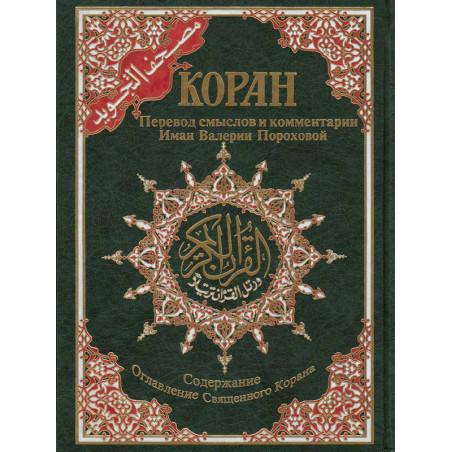 Coran Tajwid Russe - Index des mots du Coran - Hafs