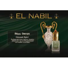 Parfum El Nabil - Musc Imran - 5 ml
