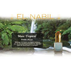 Parfum El Nabil - Musc Tropical  - 5 ml