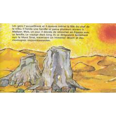Le grand Prophète Moussa ( Alayhi Salam), Histoires du Coran pour les petis coeurs d'après Saniyasnain Khan