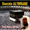 CD Coran Sourate Al Imrane - Maiqli - CD224